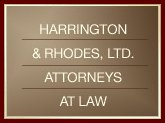 Harrington & Rhodes, Ltd.