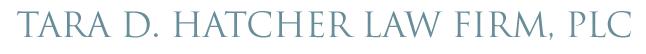 Tara D. Hatcher Law Firm, PLC
