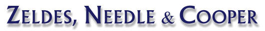 Zeldes, Needle & Cooper A Professional Corporation