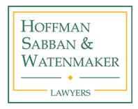 Hoffman, Sabban & Watenmaker A Professional Corporation
