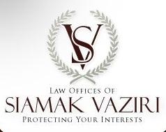 The Law Offices of Siamak Vaziri