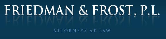 Friedman & Frost, P.L.