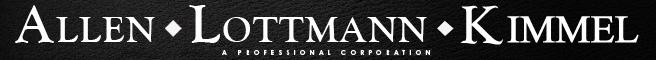 Allen-Lottman-Kimmel A Professional Corporation