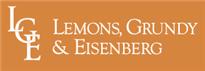 Lemons, Grundy & Eisenberg