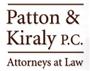Patton & Kiraly, P.C.
