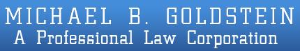 Michael B. Goldstein A Professional Corporation