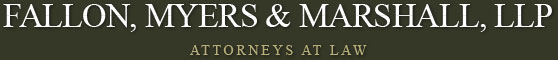 Fallon, Myers & Marshall, LLP