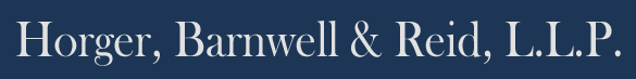 Horger, Barnwell & McCurry, LLP