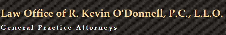 Law Office of R. Kevin O'Donnell, P.C., L.L.O.