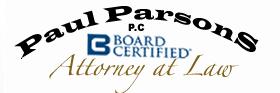 Paul Parsons P.C.