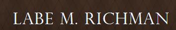 Labe M. Richman
