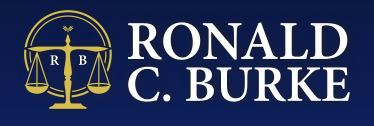 Law Offices of Ronald C. Burke