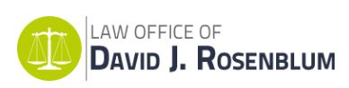 Law Office of David J. Rosenblum