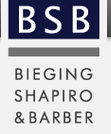 Bieging Shapiro & Barber LLP Attorneys at Law