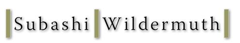 Subashi & Wildermuth