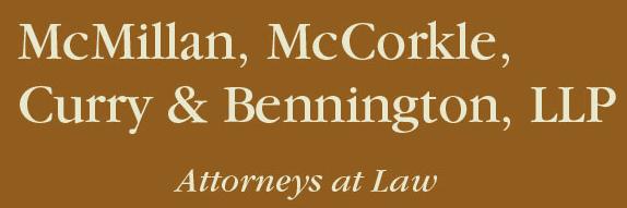 McMillan, McCorkle, Curry & Bennington, LLP