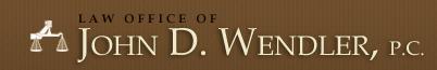 Law Office of John D. Wendler, P.C.