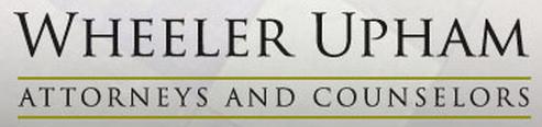 Wheeler Upham A Professional Corporation