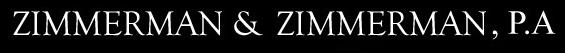 Zimmerman & Zimmerman, P.A.